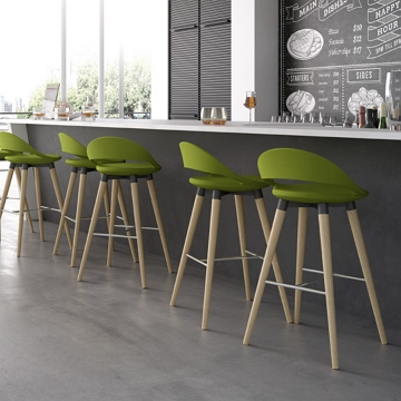 Samba sgabelli sedute da ufficio prodotti ts project